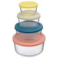 Набор контейнеров для запекания и хранения smart solutions, 4 шт JV501RD